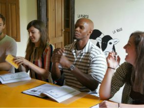 group Spanish classes in Rosario